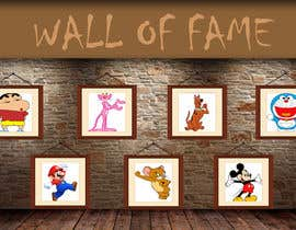 #3 cho Design a Banner for our WALL OF FAME page bởi Tukai9836