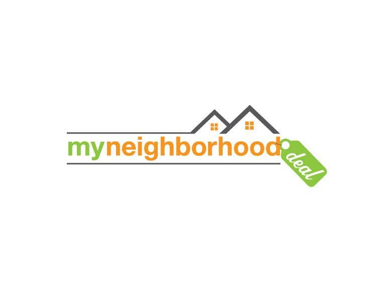 Penyertaan Peraduan #                                        102                                      untuk                                         Design a Logo for my neighbourhood deal