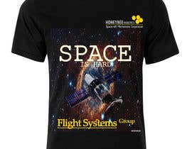#10 for Design a T-shirt for an aerospace company by younessboularas