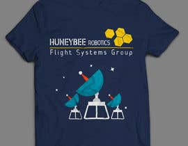 #42 for Design a T-shirt for an aerospace company by mondaluttam