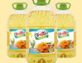 "#20 for Create Label Design for Frying Oil ""Fritto Chef"" by andreasaddyp"