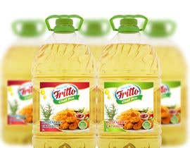 "#27 for Create Label Design for Frying Oil ""Fritto Chef"" by andreasaddyp"