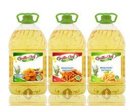"#42 for Create Label Design for Frying Oil ""Fritto Chef"" by andreasaddyp"