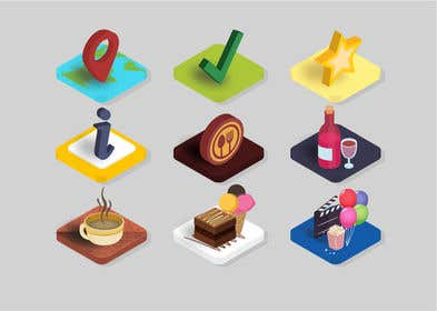 Image of                             Design some 3d Icons