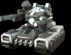 #24 for Paint 3D Mech Models - Contest 3. Tanks and a Missile Mech by dhante