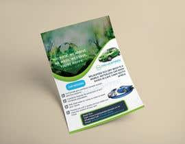 Číslo 22 pro uživatele Design a Flyer for Waterless Carwash od uživatele pialandrow