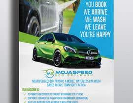 Číslo 29 pro uživatele Design a Flyer for Waterless Carwash od uživatele tannish27