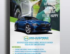 Číslo 30 pro uživatele Design a Flyer for Waterless Carwash od uživatele tannish27