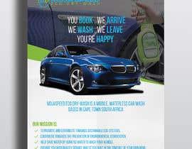 Číslo 42 pro uživatele Design a Flyer for Waterless Carwash od uživatele tannish27