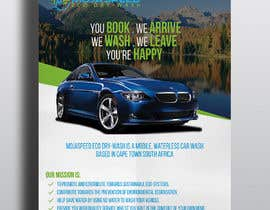 Číslo 44 pro uživatele Design a Flyer for Waterless Carwash od uživatele tannish27
