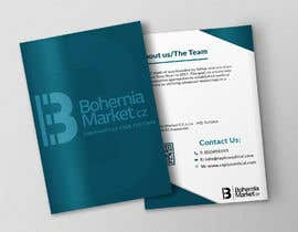 #8 for Company Bohemia Market CZ is looking for base design of document file, brochure and roll-up stands af rrtvirus