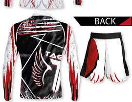 #16 for Art Work for Fight Wear by eliartdesigns