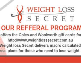 developingzone tarafından Design a email signature. The signature must advertise the referel prgram as we offer Coles ans woolworths gift cards for successful referals. It has to be modern and good looking. için no 5