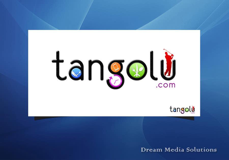 Inscrição nº                                         164                                      do Concurso para                                         Logo Design for tangolu