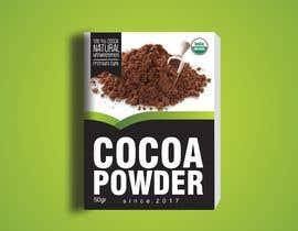 #28 untuk I need a paper box design on cocoa powder oleh andreasaddyp