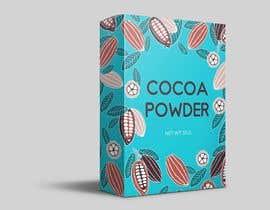 #35 untuk I need a paper box design on cocoa powder oleh Inkfiend