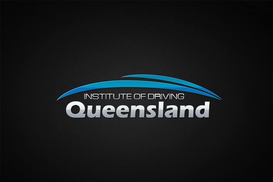 Inscrição nº                                         229                                      do Concurso para                                         Logo Design for Queensland Institute of Driving