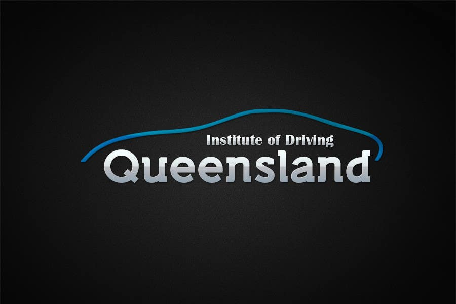 Inscrição nº                                         231                                      do Concurso para                                         Logo Design for Queensland Institute of Driving