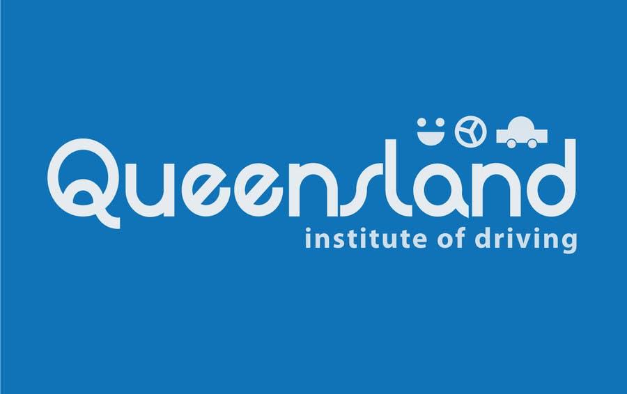 Penyertaan Peraduan #96 untuk Logo Design for Queensland Institute of Driving
