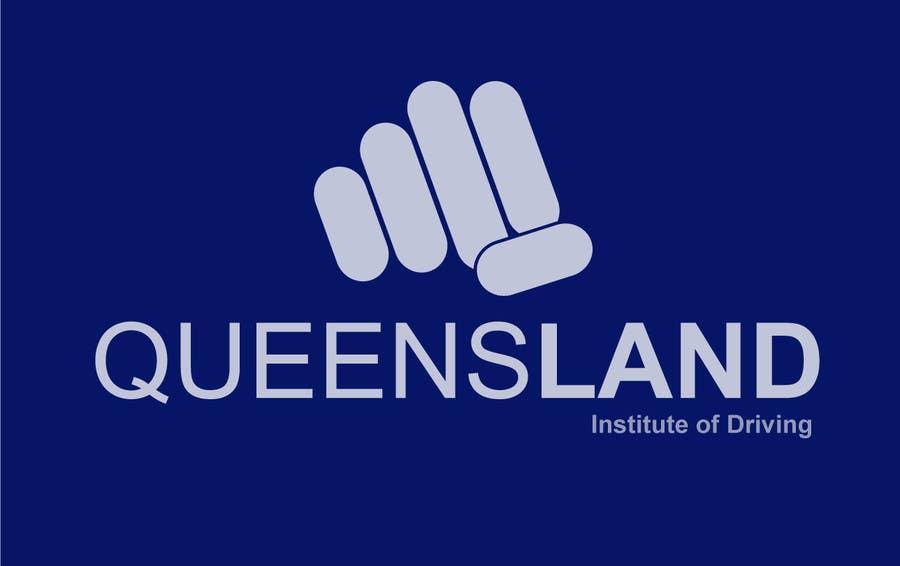 Inscrição nº                                         92                                      do Concurso para                                         Logo Design for Queensland Institute of Driving