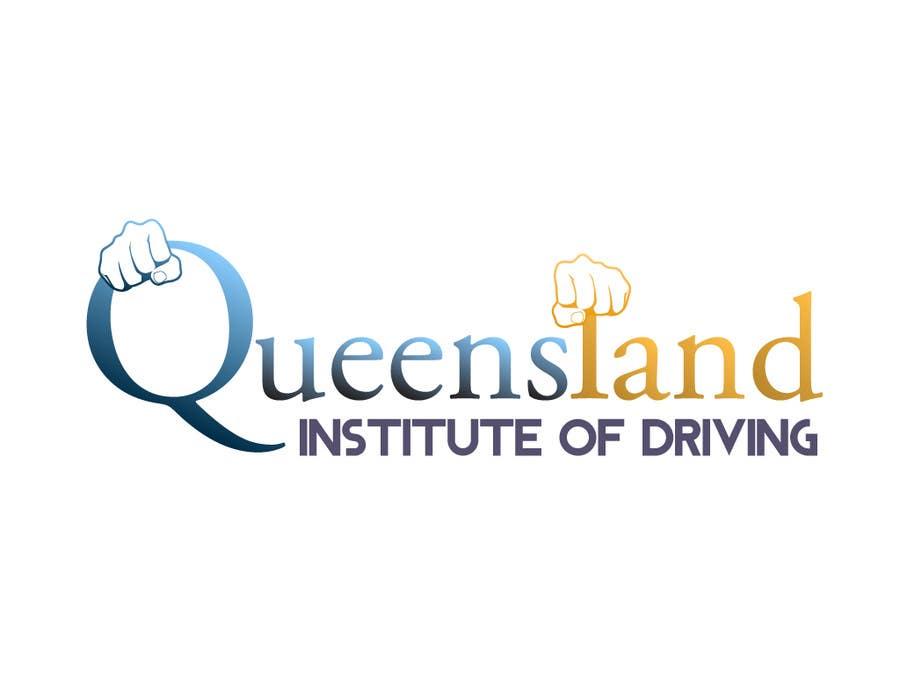 Konkurrenceindlæg #                                        110                                      for                                         Logo Design for Queensland Institute of Driving