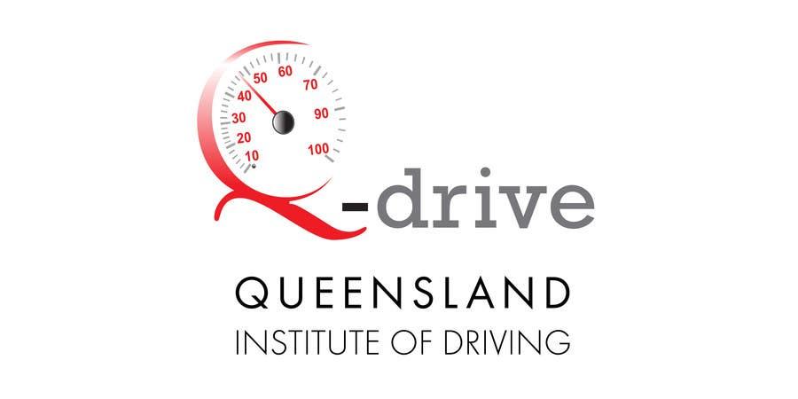 Inscrição nº                                         220                                      do Concurso para                                         Logo Design for Queensland Institute of Driving