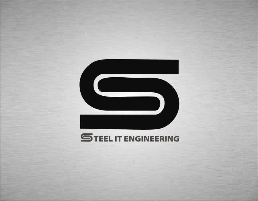 #210 for Logo Design for Steel It Engineering, Ballarat, Australia by DYNAMICWINGS