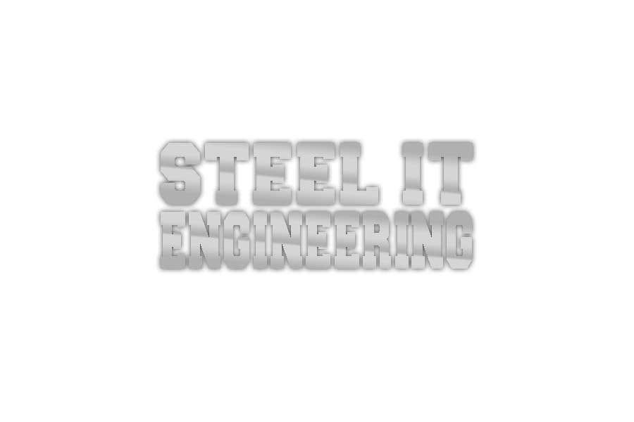 Inscrição nº 139 do Concurso para Logo Design for Steel It Engineering, Ballarat, Australia