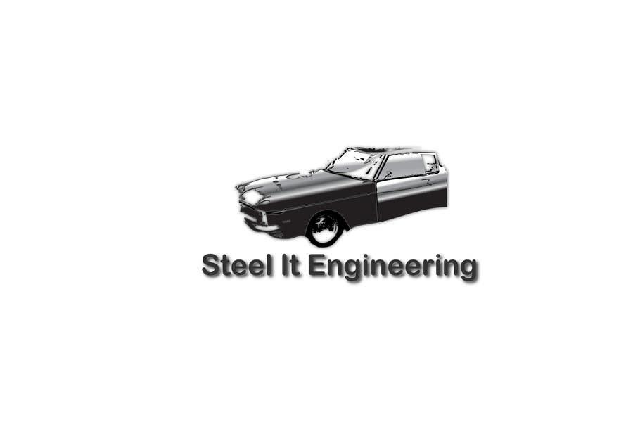 #12 for Logo Design for Steel It Engineering, Ballarat, Australia by mirceabaciu