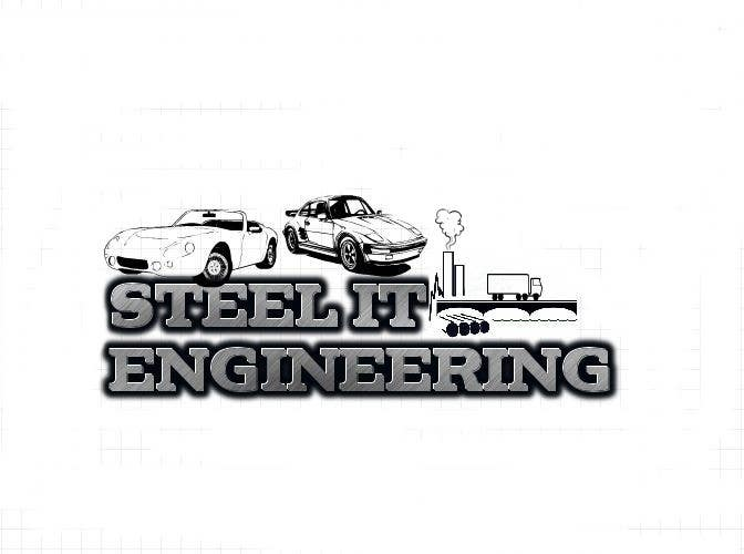 #76 for Logo Design for Steel It Engineering, Ballarat, Australia by Javed0604