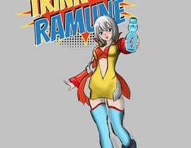 #27 for Design a cartoon character for RAMUNE LEMONADE by kirasicart