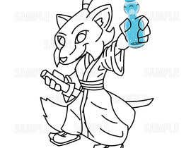 #43 for Design a cartoon character for RAMUNE LEMONADE by DzianisDavydau