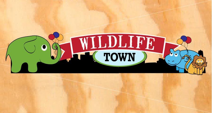 Конкурсная заявка №83 для Logo Design for Wildlife Town