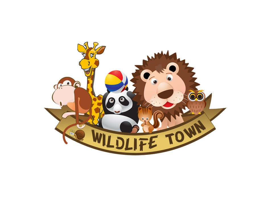 #119 for Logo Design for Wildlife Town by venug381