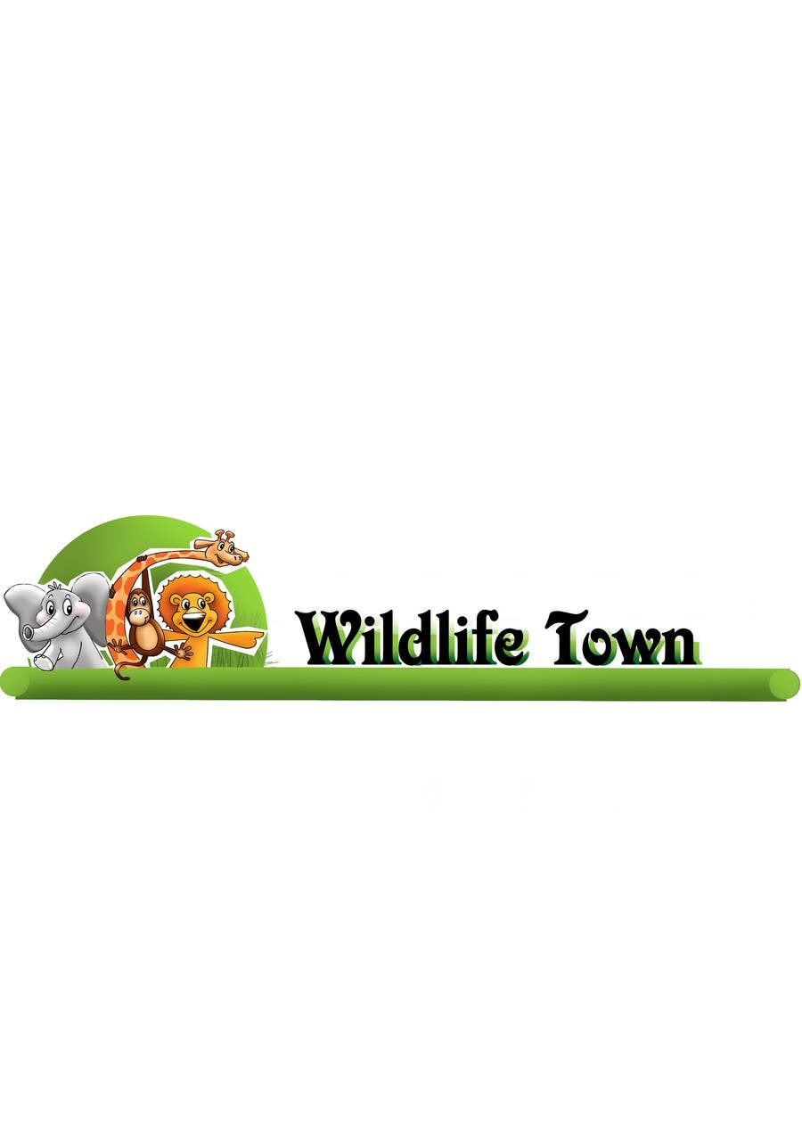 #128 for Logo Design for Wildlife Town by borkica