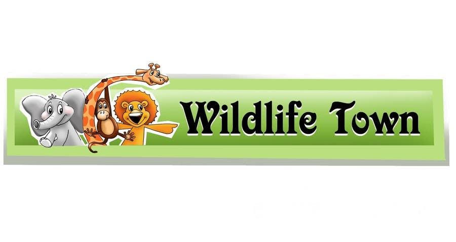 Конкурсная заявка №117 для Logo Design for Wildlife Town