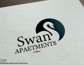 #18 for Looking for a designer to design us a simple logo for our new brand Swan apartments.  Plesse be creative and unique. New ides are welcome   Thank you af saidul95bd