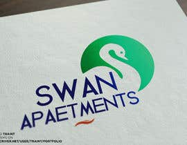 #20 for Looking for a designer to design us a simple logo for our new brand Swan apartments.  Plesse be creative and unique. New ides are welcome   Thank you af saidul95bd