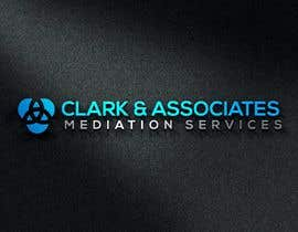 "#27 untuk Logo for ""Clark & Associates Mediation Services"" which offers mediation services away from court for people involved in disputes. Key concepts: confidential, discussion, understanding, option generation, agreement, mutually beneficial outcome. oleh manik6264"