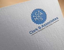 """#16 for Logo for """"Clark & Associates Mediation Services"""" which offers mediation services away from court for people involved in disputes. Key concepts: confidential, discussion, understanding, option generation, agreement, mutually beneficial outcome. by salekahmed51"""