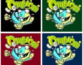 #35 for Looking for an illustrative or cartoonish style logo For the name OmNom. af artinearth