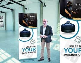 bagas0774 tarafından Design a VR Roll-UP Display for an exhibition için no 39