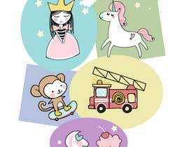 #46 untuk Supercute kids illustrations oleh grafisk