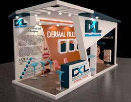 #5 for DESIGN MEDICAL AESTHTICS BOOTH FOR EXHIBITION by rajasekaran1753