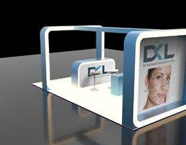 #21 for DESIGN MEDICAL AESTHTICS BOOTH FOR EXHIBITION by Arkhitekton007