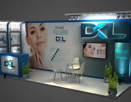 #16 for DESIGN MEDICAL AESTHTICS BOOTH FOR EXHIBITION by vw7973625vw