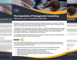yeadul tarafından Business course flyer - Essentials için no 13