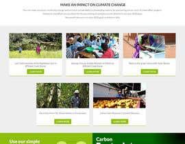 Nro 2 kilpailuun Redesign our home page käyttäjältä zaaqfa