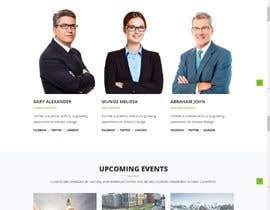 Nro 10 kilpailuun Redesign our home page käyttäjältä ranahamza718