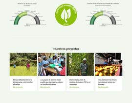 Nro 5 kilpailuun Redesign our home page käyttäjältä syrwebdevelopmen